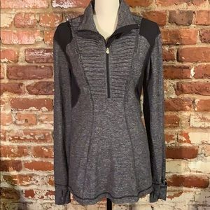 Lululemon Run Your Heart Out Pullover US12